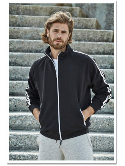 Sport sweat jacket fra art.5421-5422.
