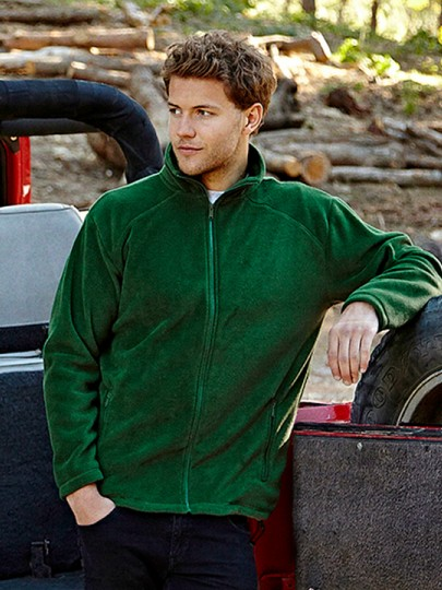 Fleece-jakke, art.62-510