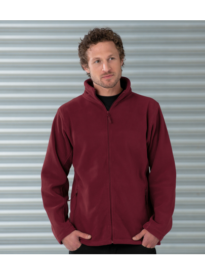 Fleece-jakke art.R-870M